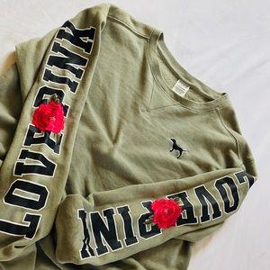 ⭕️Pink Vs Sweatshirt ⭕️